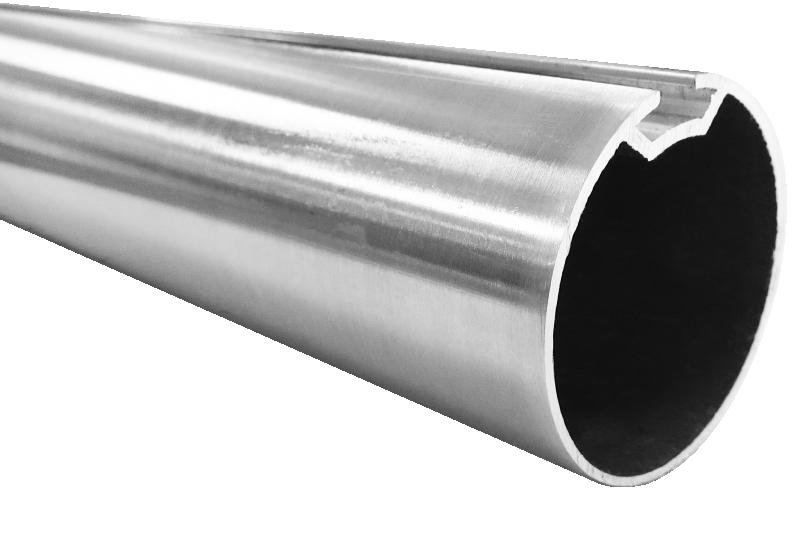 Tubo Aluminio Liso 1-1/4